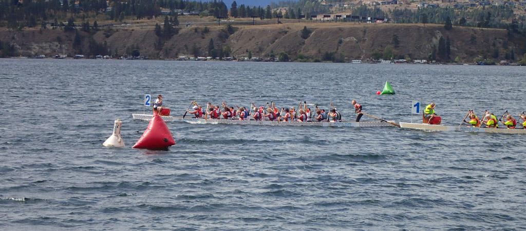 Kids Boat Rowing