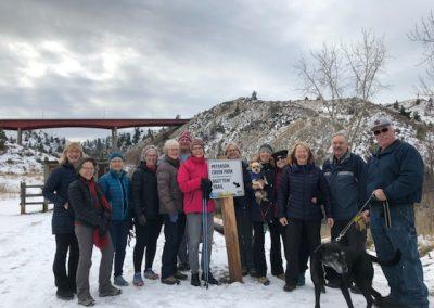 Xget'tem' Trail Jan 2019